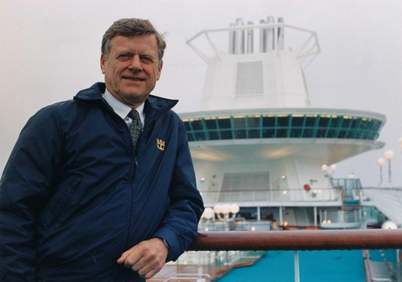 Scomparso Arne Wilhelmsen, fondatore e maggiore azionista di Royal Caribbean Cruises