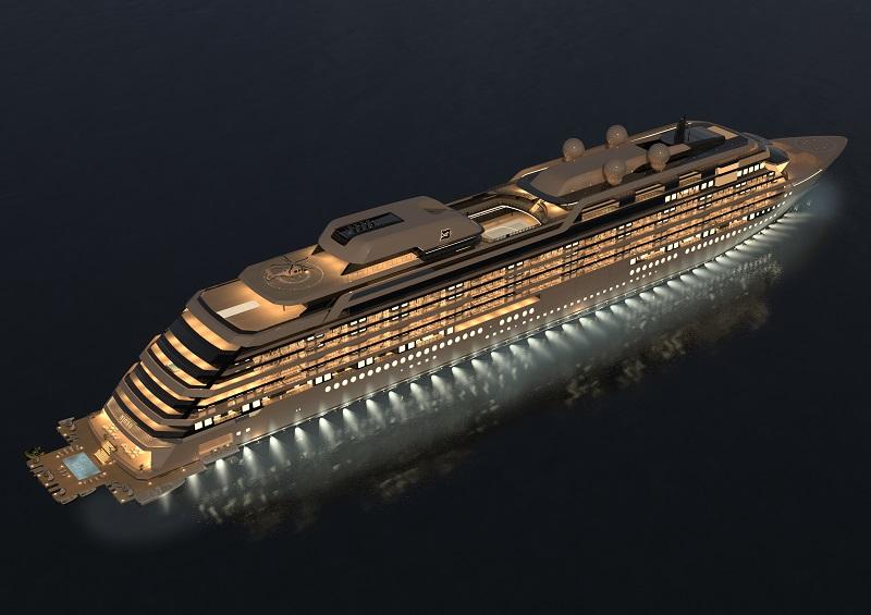 M/Y Njord,la nave residenziale più grande del mondo