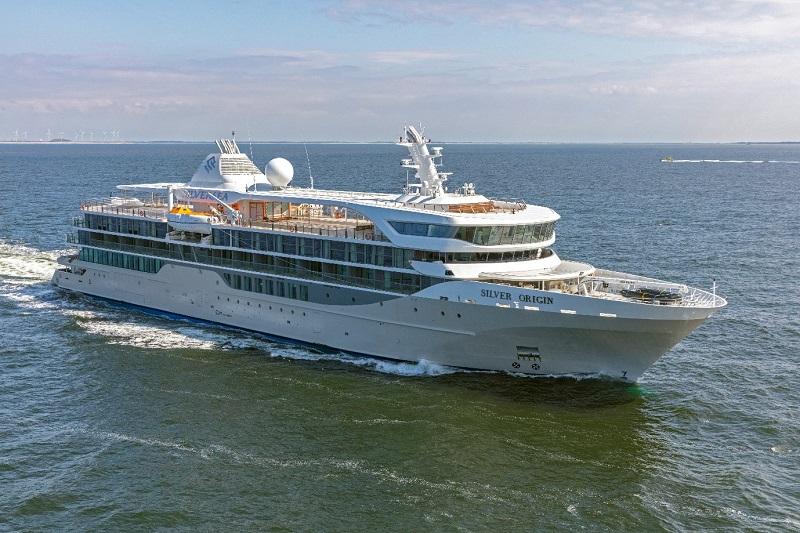 Silversea si prepara a prendere in consegna Silver Origin