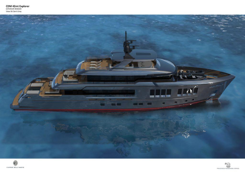 Due vendite al Cannes Yachting Festival per Cantiere delle Marche