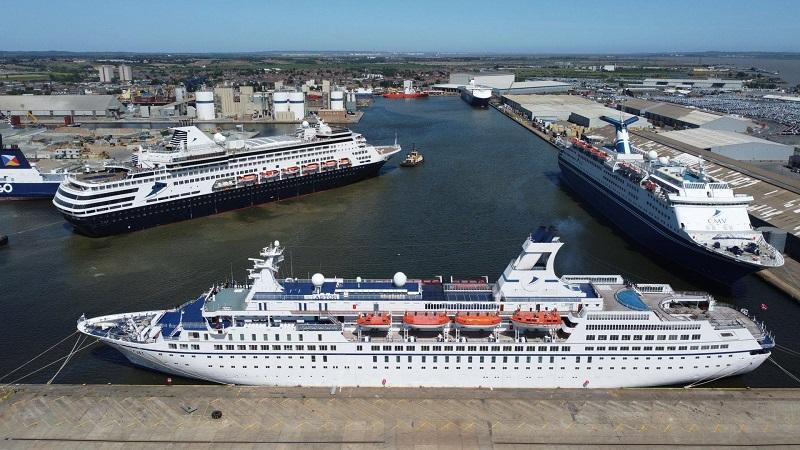 Cruise & Maritime Voyages in amministrazione controllata