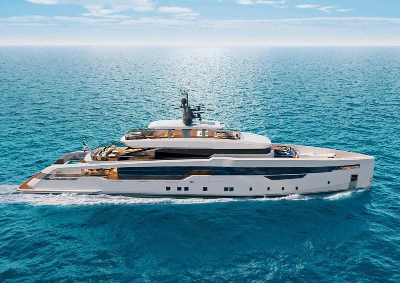 CRN annuncia la vendita di un nuovo 52 metri custom