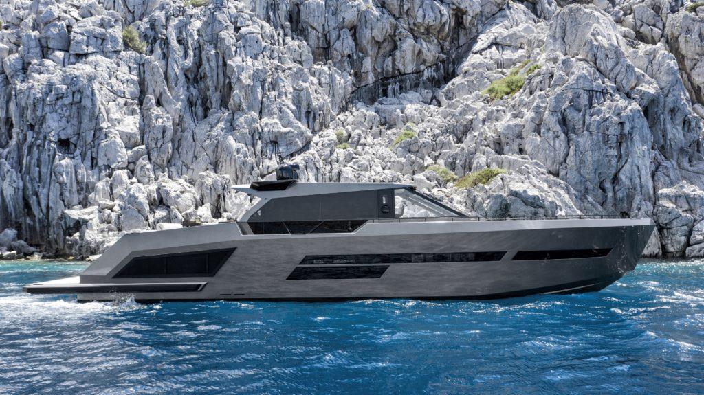 Consegnato Mazu 82, la nuova ammiraglia ad alte prestazioni di Mazu Yachts