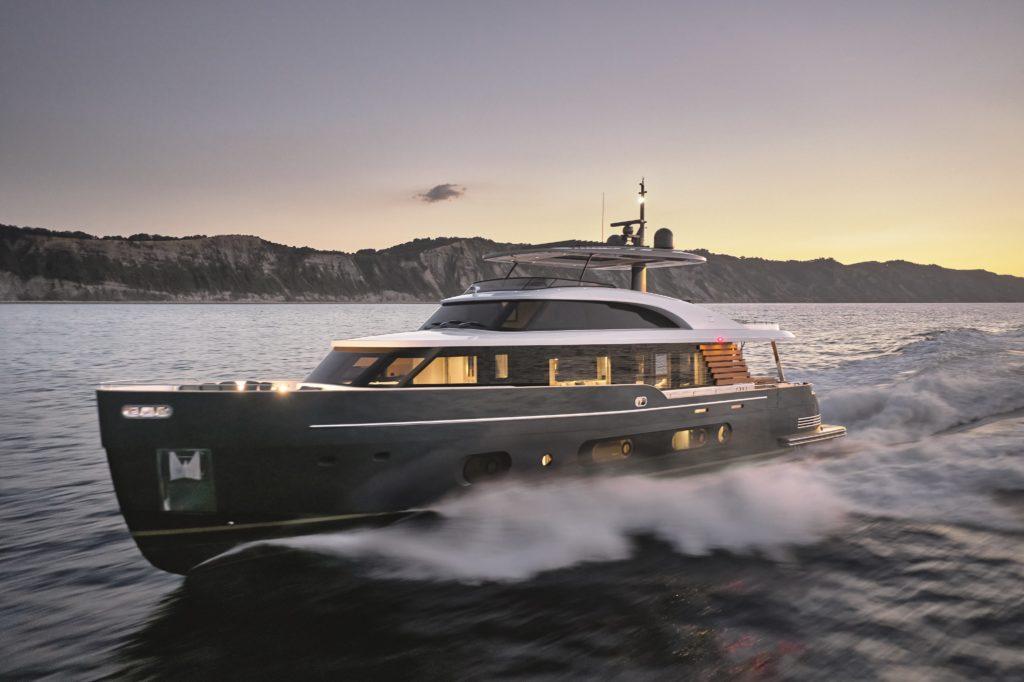 Azimut Magellano 25 Metri debutta sul mercato americano al FLIBS 2020