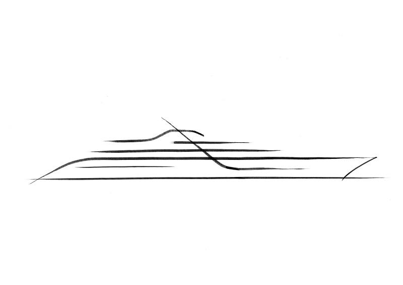 Project Signature, il nuovo superyacht di 120 metri di Amels progettato da EspenØino