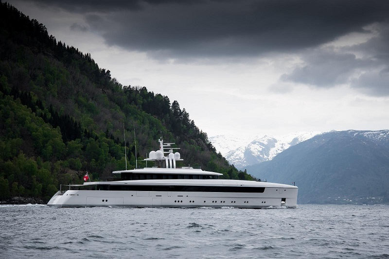 Feadship trionfa ai World Superyacht Awards 2020