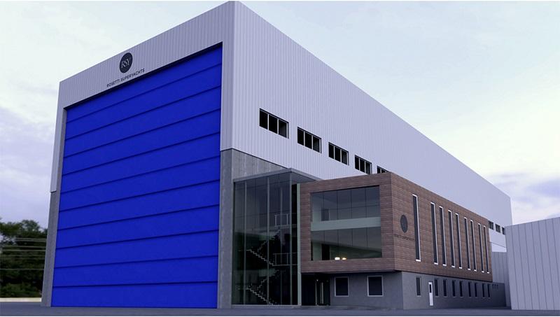 Rosetti Superyachts amplia il cantiere per costruire superyacht oltre i 100 metri