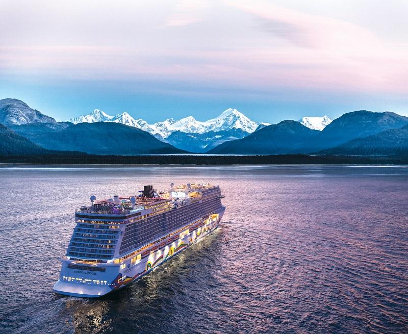 Norwegian Cruise Line apre le vendite degli itinerari estivi 2023
