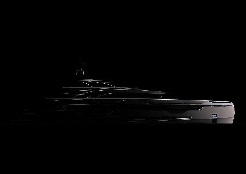 Venduto il nuovo superyacht Columbus Custom 50 metri progetto Lady