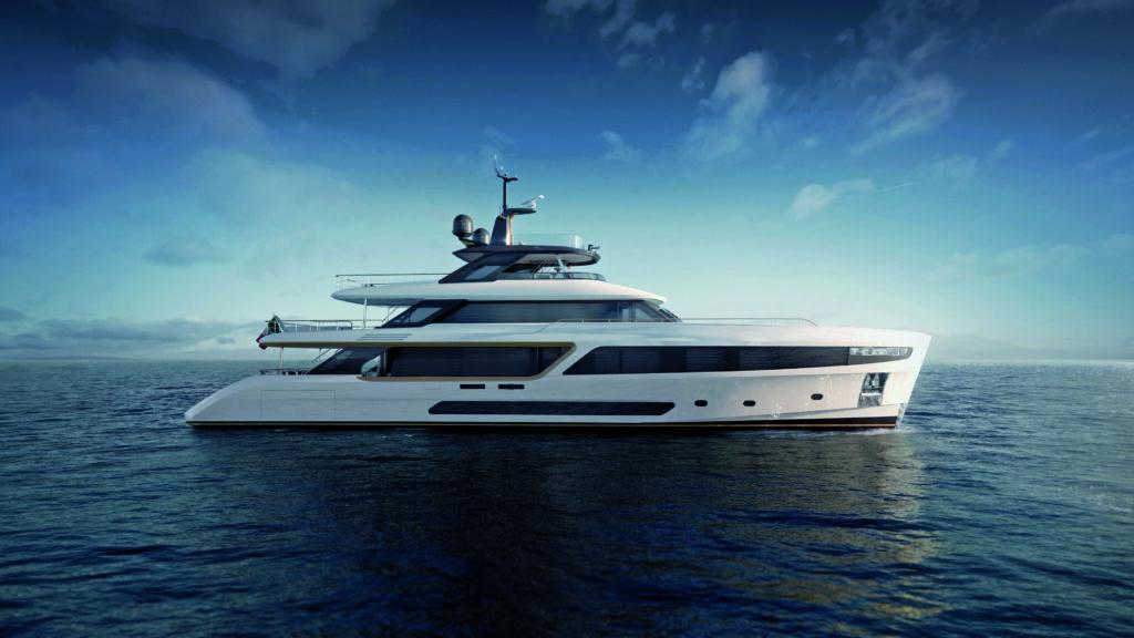 Venduta la seconda unità di Motopanfilo 37M, lo yacht dall'eleganza senza tempo