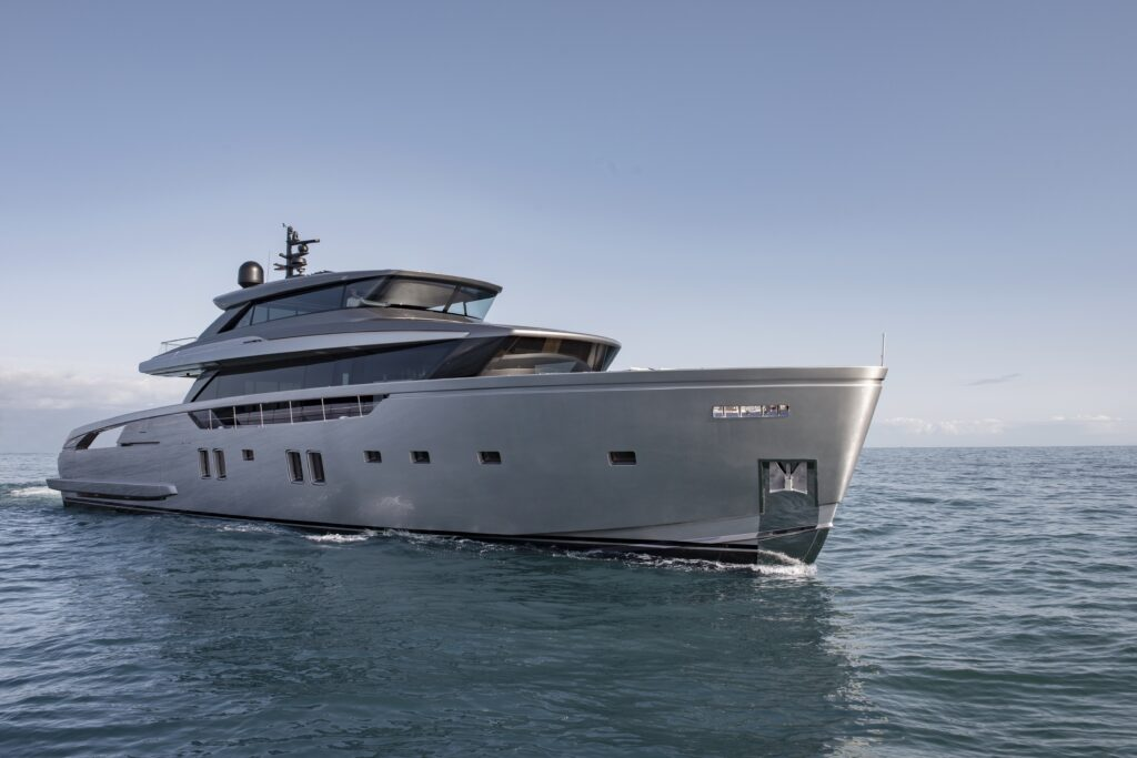 Sanlorenzo al Palm Beach International Boat Show 2021