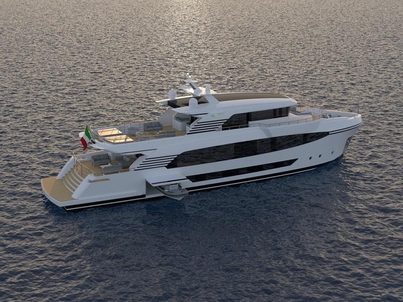Il nuovo progetto custom in lega leggera firmato Spadolini pronto per diventare realtà