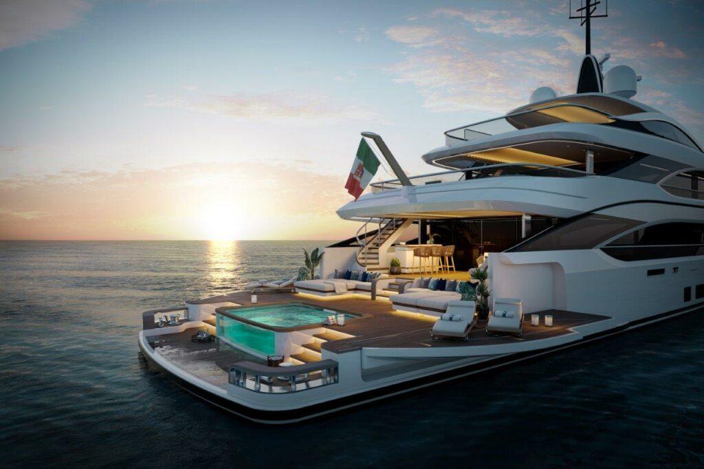 Benetti guida l'onda positiva della nautica italiana