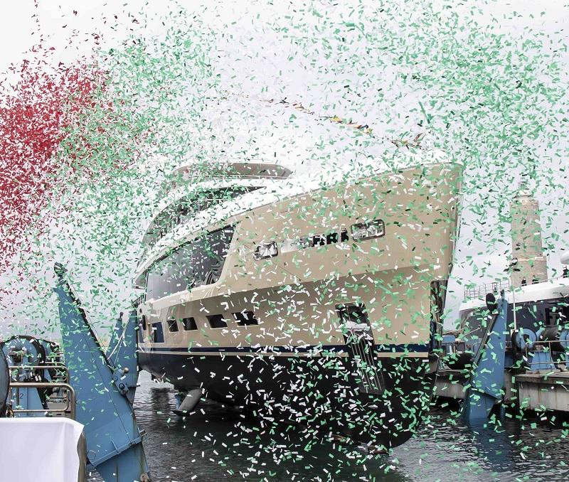 """Benetti vara MY """"Hawa"""", yacht full custom di 48 metri"""