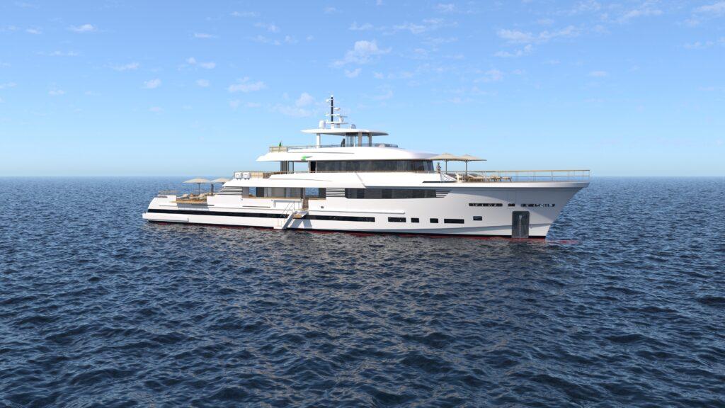 Il nuovo superyacht Explorer 49.5 firmato Tommaso Spadolini è pronto per la costruzione