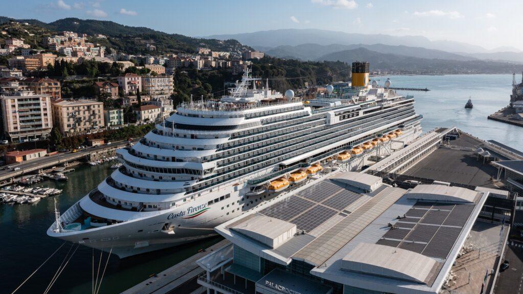 Costa Crociere presenta Costa Firenze, la nave italiana ispirata alla bellezza del Rinascimento