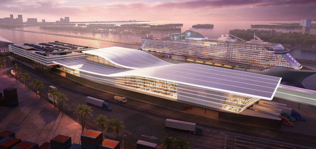 MSC e Fincantieri saranno partner per la costruzione di un nuovo terminal crociere a Miami