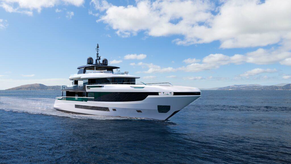 Il nuovo Mangusta Oceano 44 riscrive il concetto di architettura sul mare