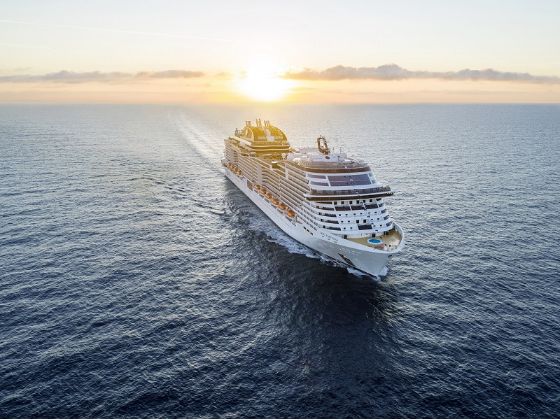 L'estate 2021 di MSC Crociere in Italia: un milione di passeggeri, oltre 400 scali in 14 porti con 8 navi