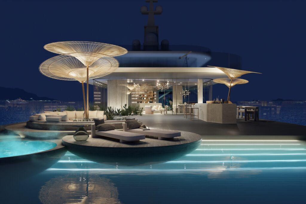 Per Oceanco il futuro dello yacht design è la biofilia