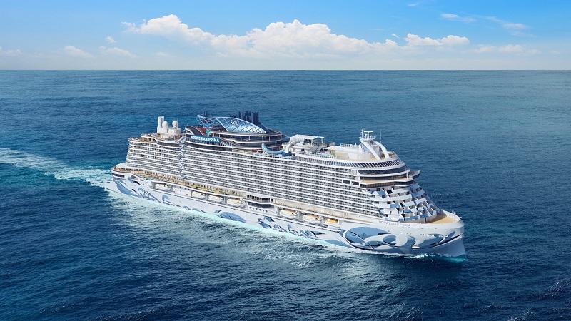 Norwegian Cruise Line svela l'offerta di intrattenimento a bordo di Norwegian Prima