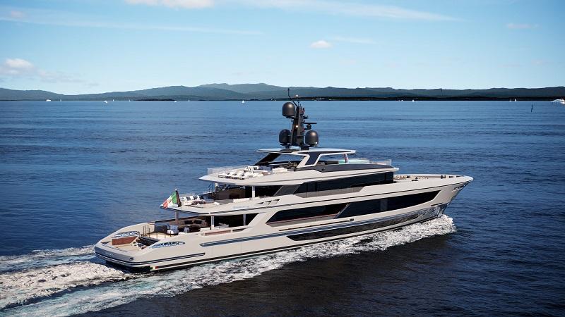 Baglietto chiude l'anno nautico con 6 commesse e 13 yacht in costruzione. Presentato il progetto Bzero per una nautica green ed ecosostenibile.