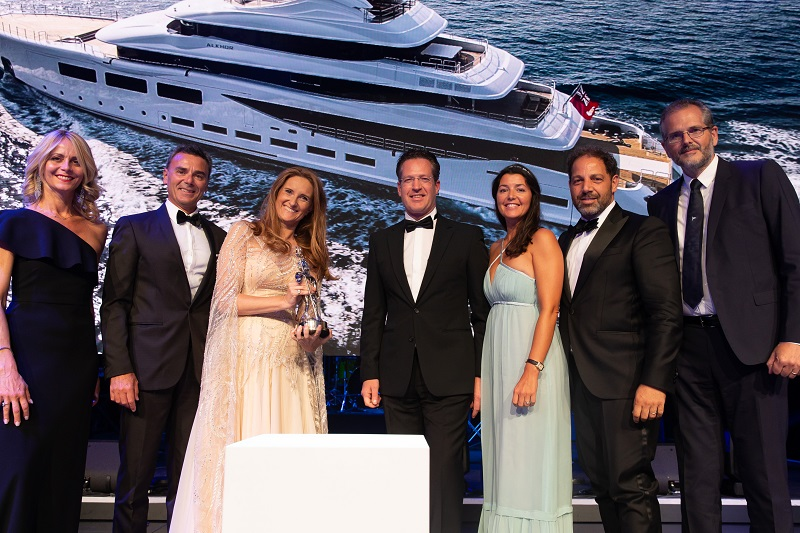 Doppia vittoria per Benetti ai Boat International World Superyacht Awards 2021