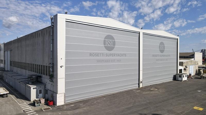Rosetti Superyachts: lettera di intenti per un explorer di 40 metri