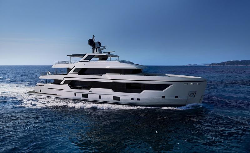 Rosetti Superyachts annuncia la firma della LOI per il secondo RSY 38m EXP