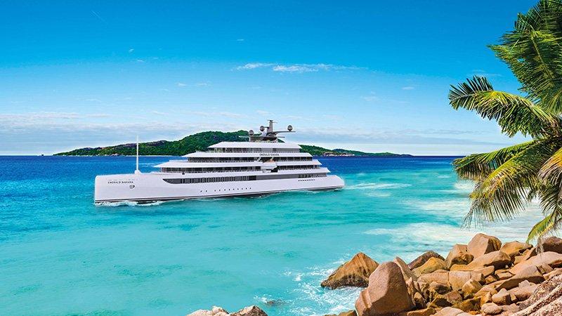 Nel 2023 arriva Emerald Sakara, il secondo superyacht di Emerald Cruises